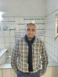Imraan Ishmael, owner of Lenasia Livestock