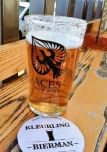 Die Kleurlingbierman (Coloured Beer Man)
