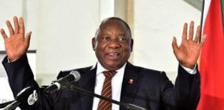 SONA 2019: President Cyril Ramaphosa Photo: GovernmentZA