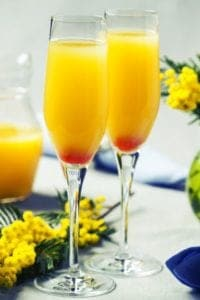Blushing Bon Bon Cocktail
