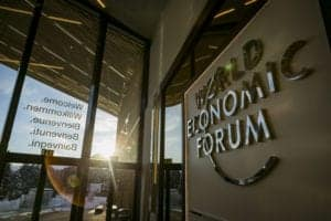 The WEF hopes to shape a new global architecture at this year's Davos summit. | Photo: WEF