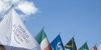 The World Economic Forum's Annual Meeting takes place until Friday in Davos, Switzerland. Photo: WEF