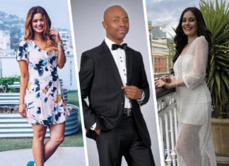 Mzansi's favourite celebs share their most romantic and awkward Valentine's day moments.