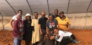 Siphiwe Sithole runs African Marmalade, an organic farming enterprise based in Krugersdorp in Gauteng's West Rand.