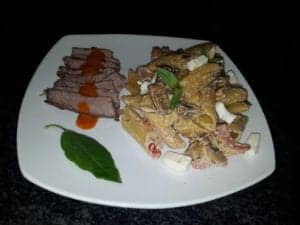 Chef Xoliswa prepared a tasty and easy to make recipe.