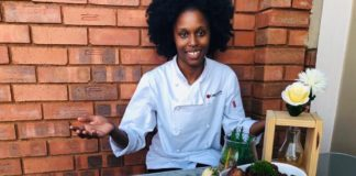 Professional chef and teacher, Nontokozo Mkhonto, has big plans for the future, which includes a cutlery range.
