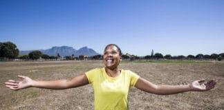 CASP dilemma: Renshia Manuel is the CEO of GrowBox, a wholesale nursery in Hanover Park, Western Cape. Photo: Luke Daniel