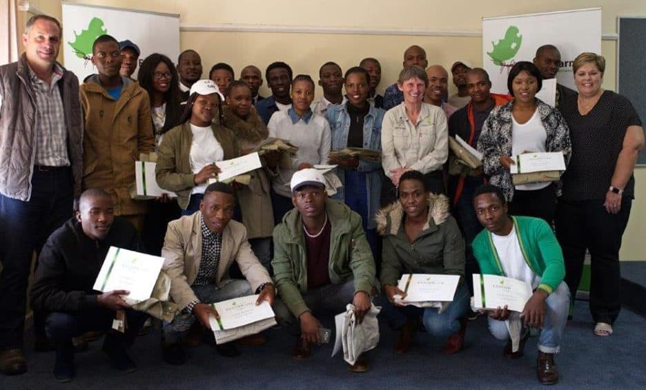 Future Farmers Foundation has opened international doors to many aspiring farmers in SA.