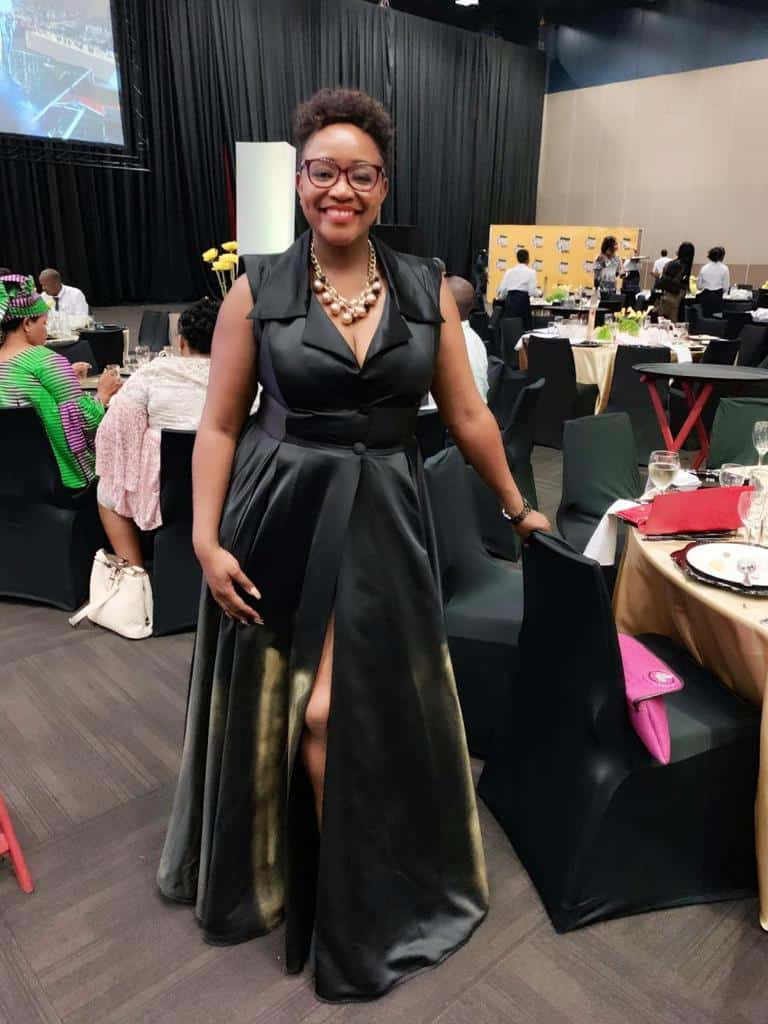 Mosele Lepheane's side hustle is still a successful marketing and events company, M Squared Marketing, in Sandton, Johannesburg. Photo: Supplied