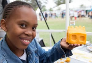 The Ladismith Cheese Carving Competition will take place at the blossom's gazebo.