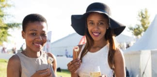 More than 30 000 people attended the last South African Cheese Festival hosted by Agri-Expo. Photo: Supplied/Food For Mzansi