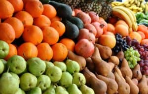 Fruits and Vegtables are packed with fibre, vitamins, minerals and health-boosting antioxidants.