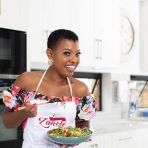 Chef Zanele Van Zyl
