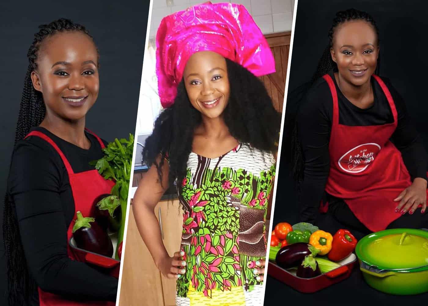 Food ambassador Khayakazi Kepe is former MasterChef contestant and she host a weekly radio show on Umhlobo Wenene FM called 'In the kitchen with Khaya'.