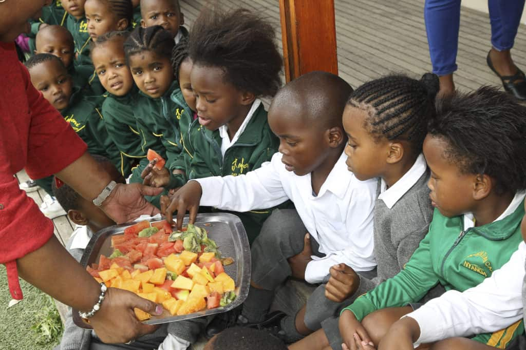 Between 2018 to 2019, FoodForward SA prepared over 18,700,000 million meals, at a cost of R0,90 per meal.