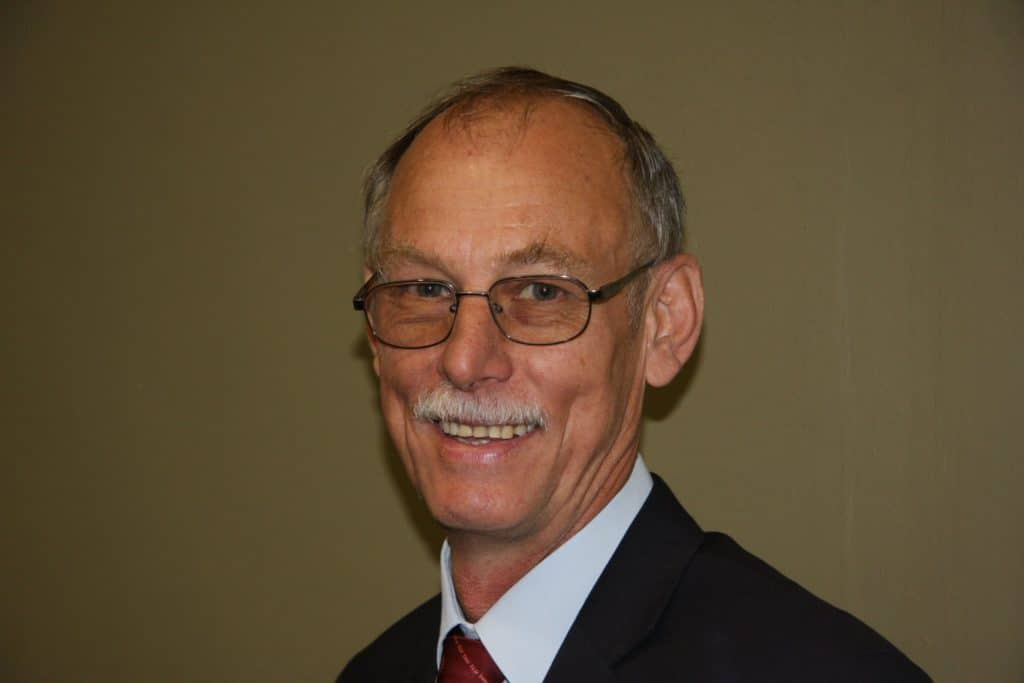 President of the Transvaal Agriculture Union, Louis Meintjes.