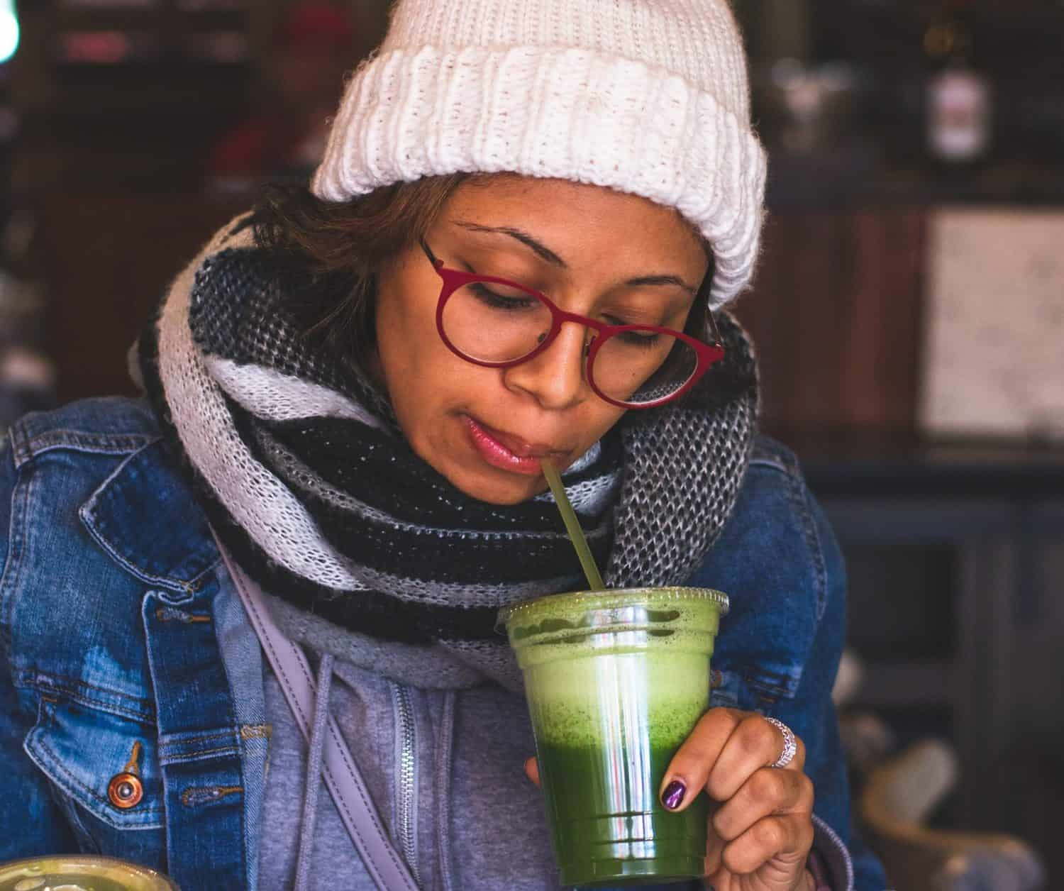 Food For Mzansi's resident nutritionist, Andrea Du Plessis, recommends that you make your own juice.