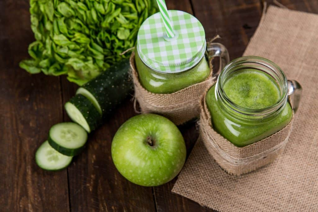 Du Plessis says extracting juice from fresh fruit and vegetables is guaranteed to benefit your health.