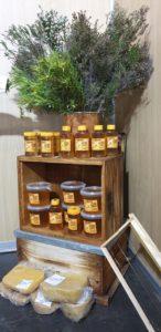 """""""Besige Erasmus Bytjies"""" (Busy Little Erasmus Bees) products."""