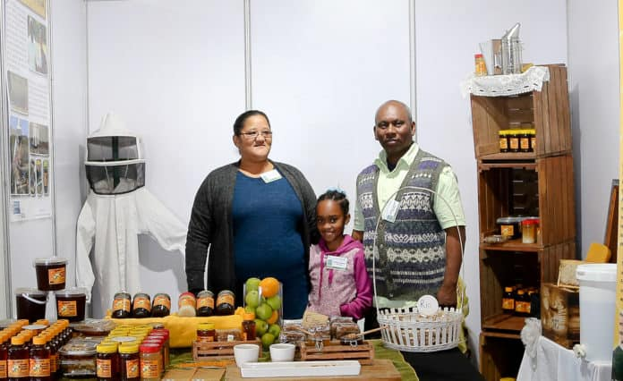 Besige Erasmus Bytjies featured at the South African Cheese Festival, 2019.