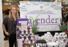 Marcelle Du Plessis a UCT graduate from Tableview is empowering 12 women from Lavender Hill through her agribusiness, Lavender in Lavender Hill.