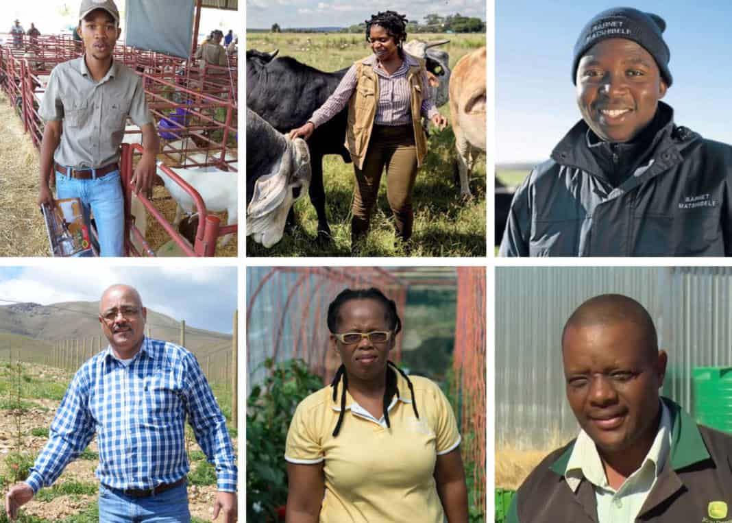 Nono Sekhoto, the CEO of GrowthShoot and Youth Chairperson of the African Farmers' Association of South Africa (Afasa) says it's a myth that black people cannot farm.