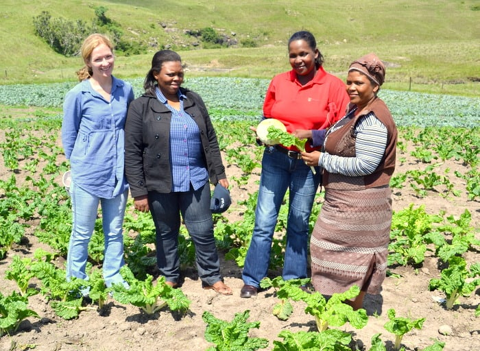 With the help of generous donations from different sectors and institutions, APP is responding to the needs of disadvantaged South African farmers.