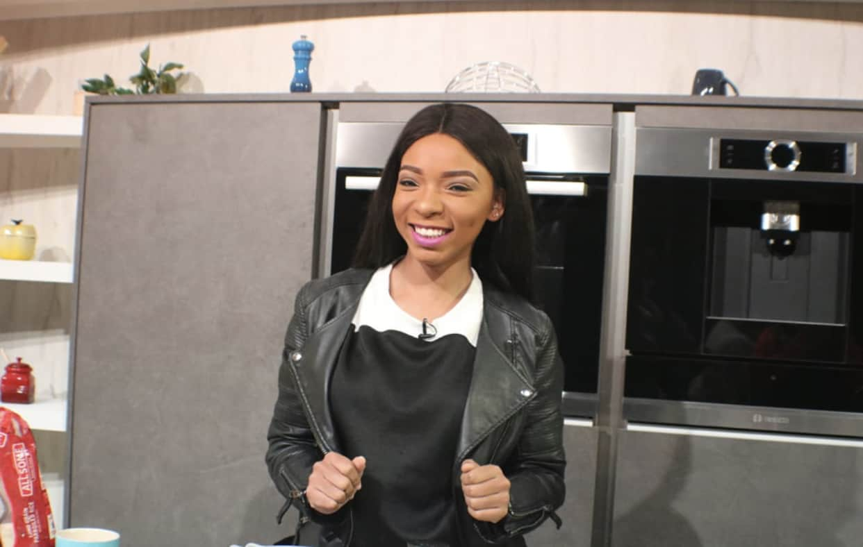 Chef Leigh-Ann Modise's culinary talent has been recognized early on in her career. She worked as assistant chef on Mogau Seshoene's cookbook and also cooked for the Ambassador of France to South Africa, Christophe Farnaud.
