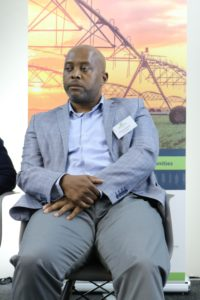 General manager of project development facilitation at the Land Bank Mereki Mosia.