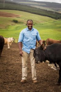 29-year-old, Ndumiso Gule believes success comes with hard work.