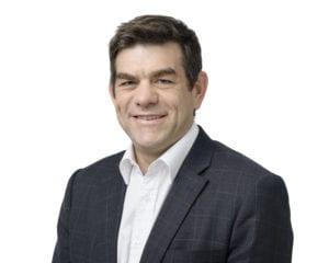 Andreas Clark, CEO of Wine Australia