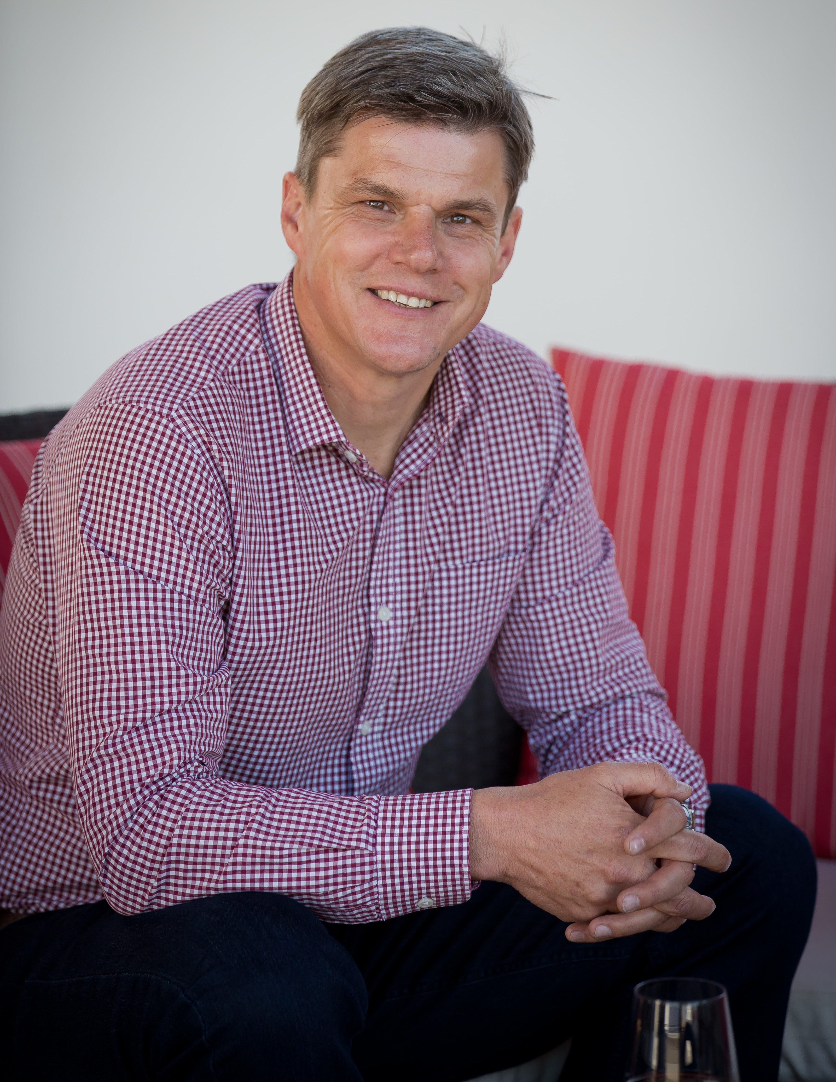 Rico Basson, the managing director of Vinpro. Photo: Supplied
