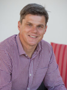 Rico Basson, managing director of Vinpro. Photo: Supplied.