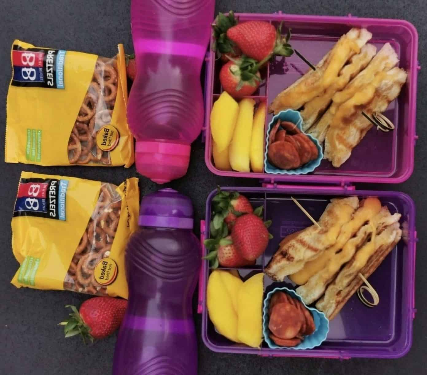 Dr. Mom Cooks creates delicious and healthy lunch box meals for picky eaters.