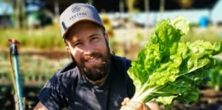 Morgan Brand is a soil scientist and farmer from KwaZulu-Natal. Photo: Supplied/Food For Mzansi