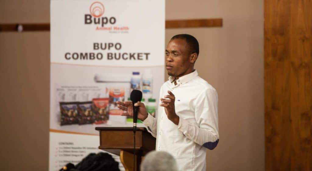 Arthur Matlala supplies Spar, Limpopo's education department (for their feeding schemes) and Tshwane Fresh Produce Market in Pretoria with butternuts he grows on his 2.5 hectare farm.