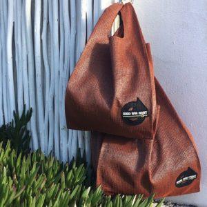 Big urban shopper bag.
