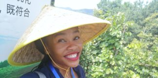 Agricultural economist Ikageng Maluleka spent three weeks in China and she says it was an unforgettable experience.
