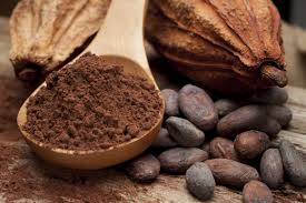 Cocoa adds flavour and it's packed with beneficial flavanols.