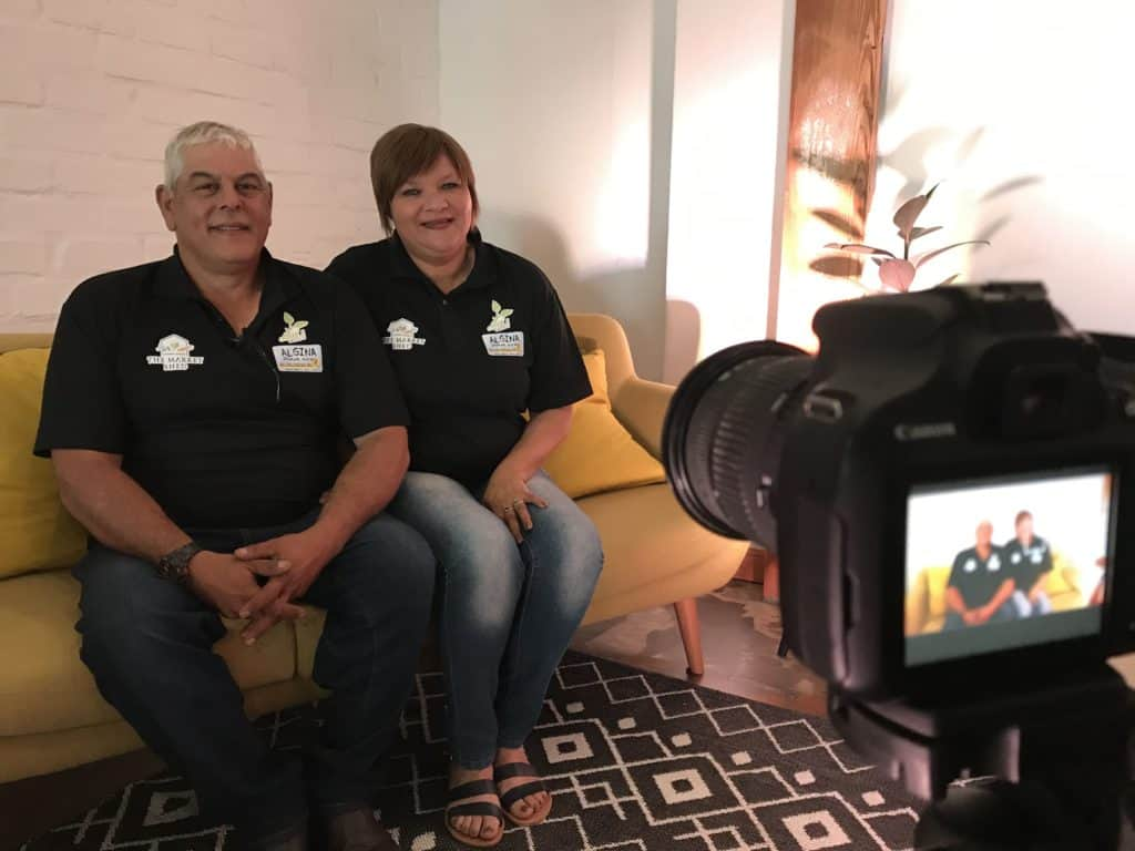 Alan and Eugene Simons run three successful agribusinesses, including Algina's Wholesale Nursery in Firgrove, Cape Town.