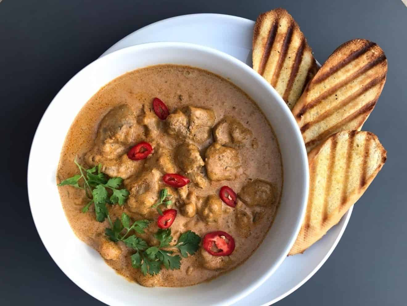 Jabulile's creamy chicken livers are a guaranteed hit on your dinner table