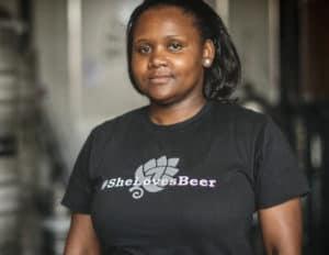 Apiwe Nxusani-Mawela, Owner of Brewster Craft
