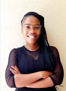 Junior Agricultural Economist Ikageng Maluleke is not one to shy away from a challenge.