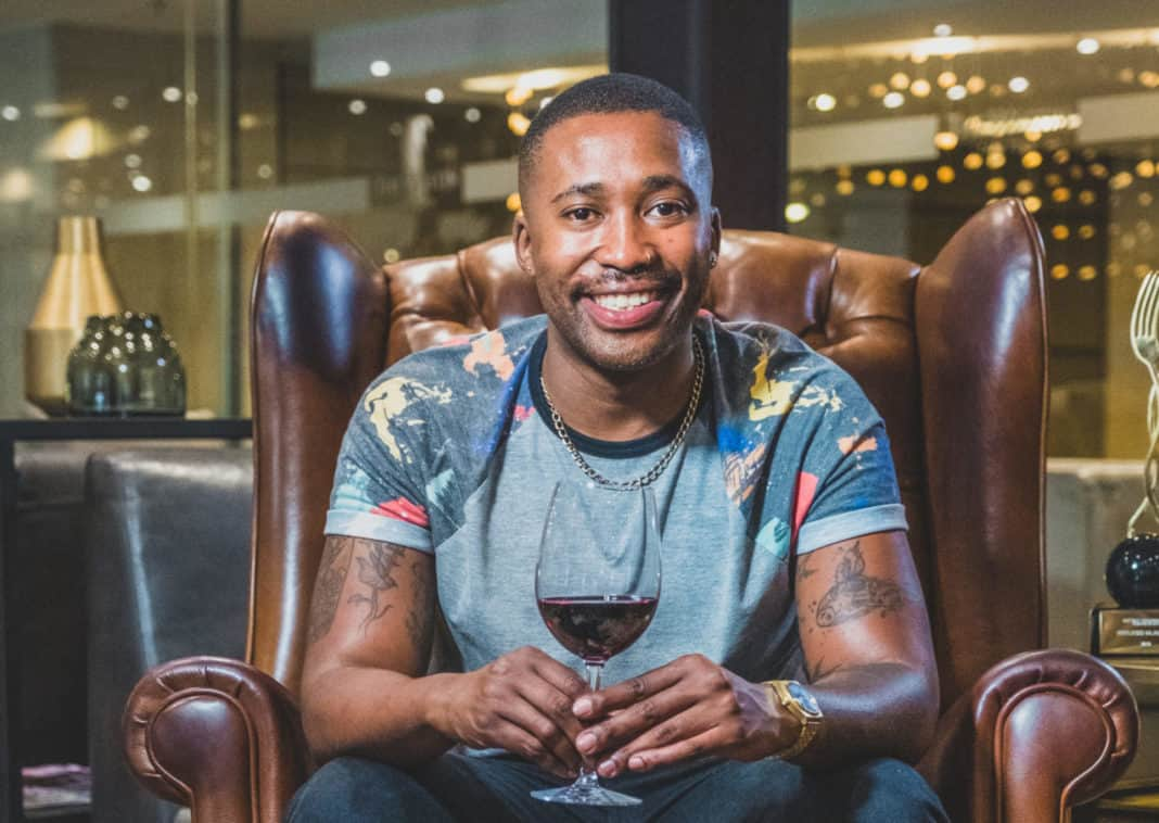 Mlambo is the winner of the coveted Eat Out Nederburg Rising Star of the Year award for the year 2019.