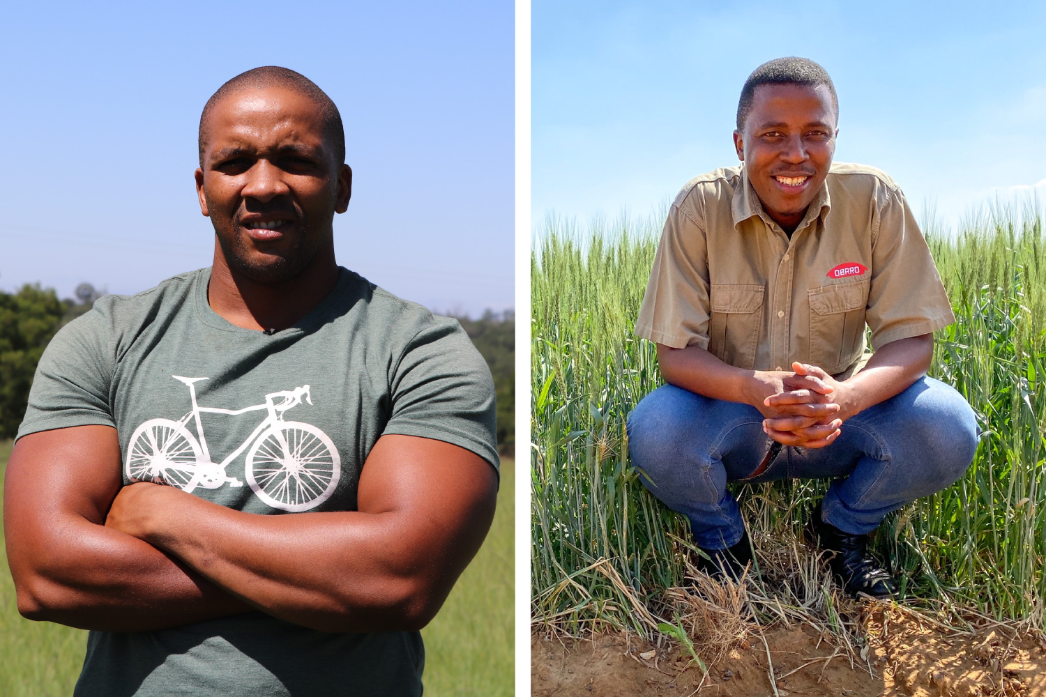 Free State and Eastern Cape farmers say that it is imperative that we adhere to rules outlined by government and stay home.