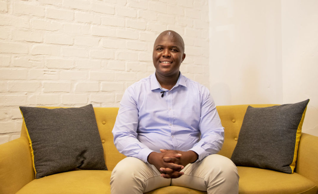 Tshepo Morokong is an agricultural economist at the Western Cape department of agriculture.