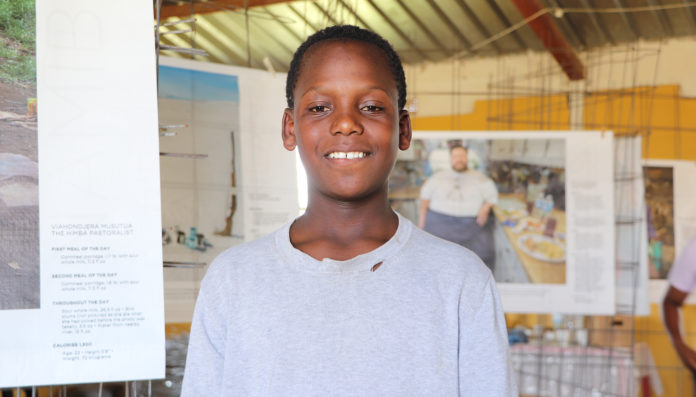 Qhayiya Mhlahlo has aspirations of becoming a journalist after attending the workshop.