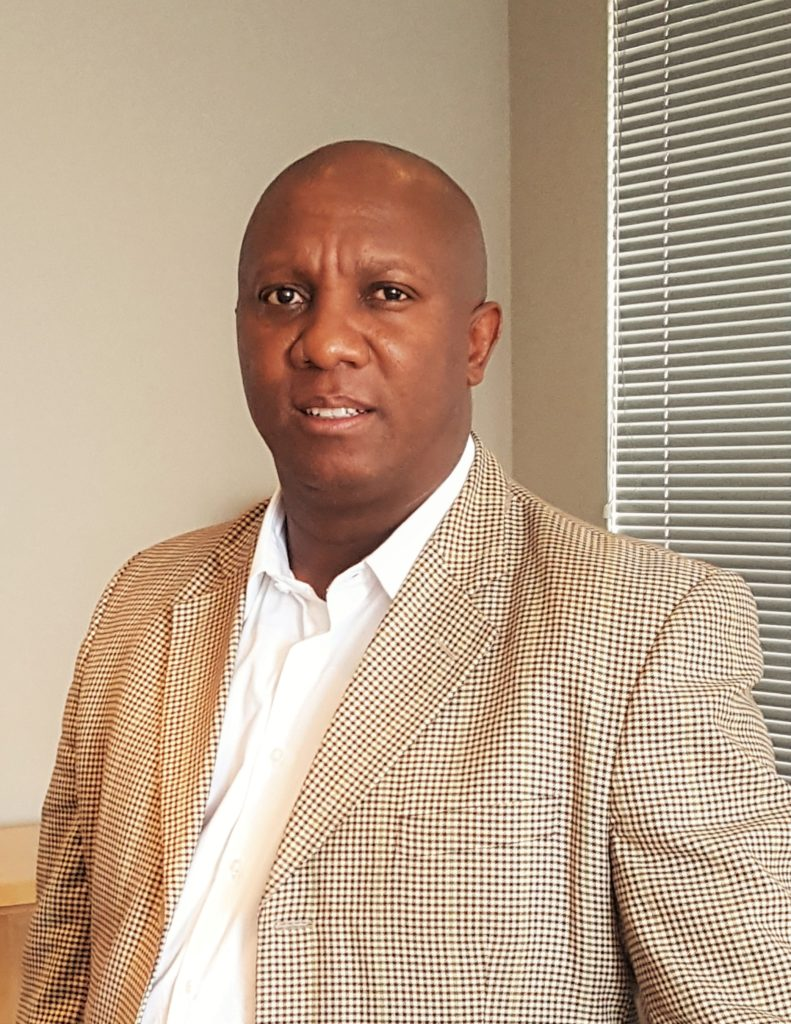 Peter Setou, chief executive of the Vumelana Advisory Fund. Photo: Supplied