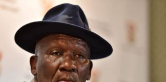 Police minister Bheki Cele. Photo: Supplied