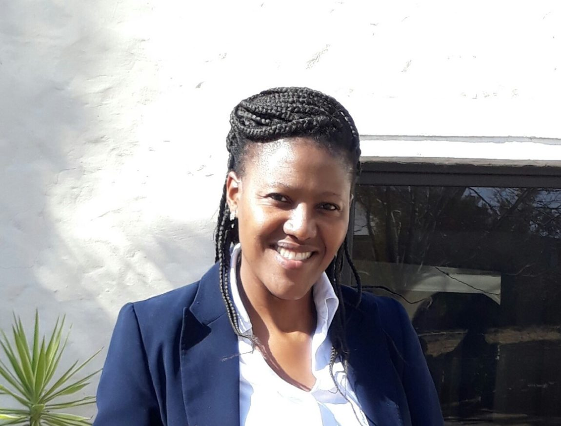 Portia Lepesa, talent manager at VKB Group.